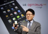 LIVE AND INTERACTIVE VIRTUAL DIGITAL NEWS CONFERENCE OF NEW OPTIMUS SERIES -- LG OPTIMUS ONE WITH GOOGLE AND LG OPTIMUS CHIC.