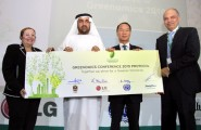 LG ALIGNS WITH GOVERNMENT TO PROMOTE HIGHER GREEN STANDARDS AT GREENOMICS 2010