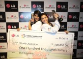 GLOBAL TEXTING CHAMPIONS CROWNED AT LG MOBILE WORLDCUP CHAMPIONSHIP 2010-2011