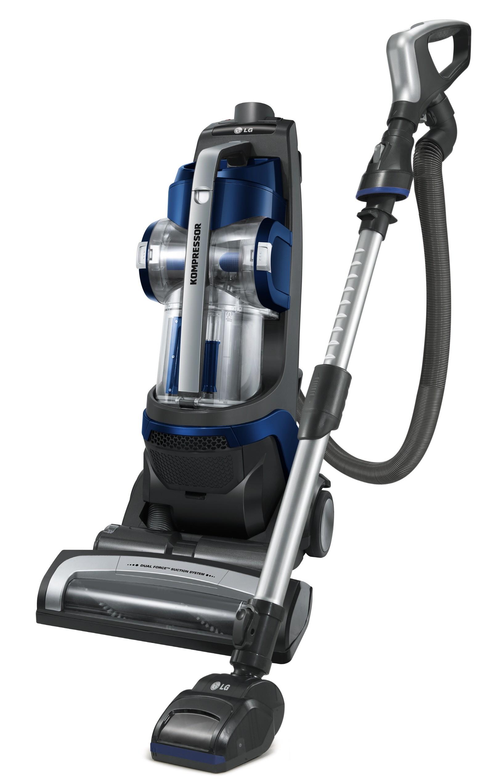 LG'S KOMPRESSOR VACUUM CLEANER PROVIDES OPTIMUM ... Vacuum
