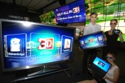 LG SHOWCASES COMPLETE 3D ECOSYSTEM AT IFA 2011