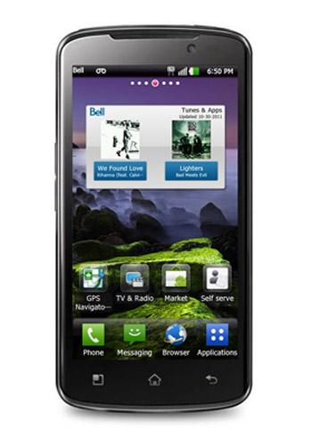 WORLD'S FIRST HD LTE SMART