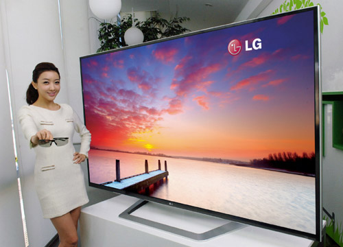 LG'S 3D UD TV PRESENTS IDEAL COMBINATION OF IMMERSIVE 3D WITH