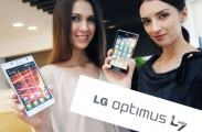 PREMIUM DESIGN LG OPTIMUS L7 TO ARRIVE IN STORES THIS MONTH