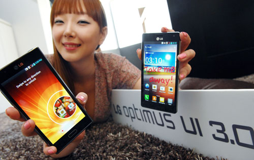 LG'S NEW OPTIMUS UI 3.0 ADDS NEW FEATURES AND FUNCTIONS WHILE BEI