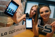 STYLISH LG OPTIMUS L5 MAKES GLOBAL DEBUT