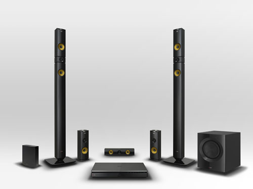 LG INTRODUCES POWERFUL AUDIO AND VIDEO PRODUCTS WITH ENHANCED SMART TV F