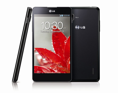 LG'S ULTIMATE 4G LTE SMARTPHONE TO BEGIN WORLDWIDE