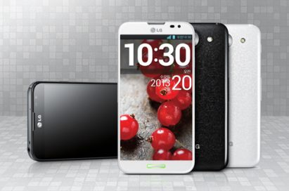 OPTIMUS G PRO, LG'S FIRST FULL HD SMARTPHONE, LA