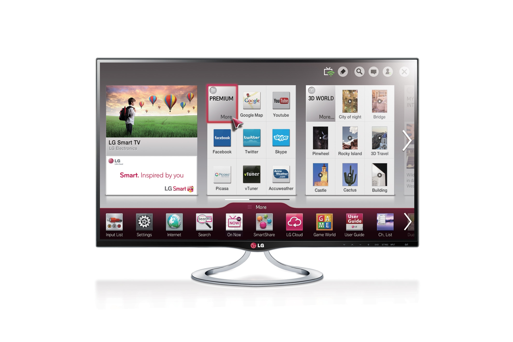 LG Smart LED TV, Screen Size: 32 Inch, Rs 22000 /piece