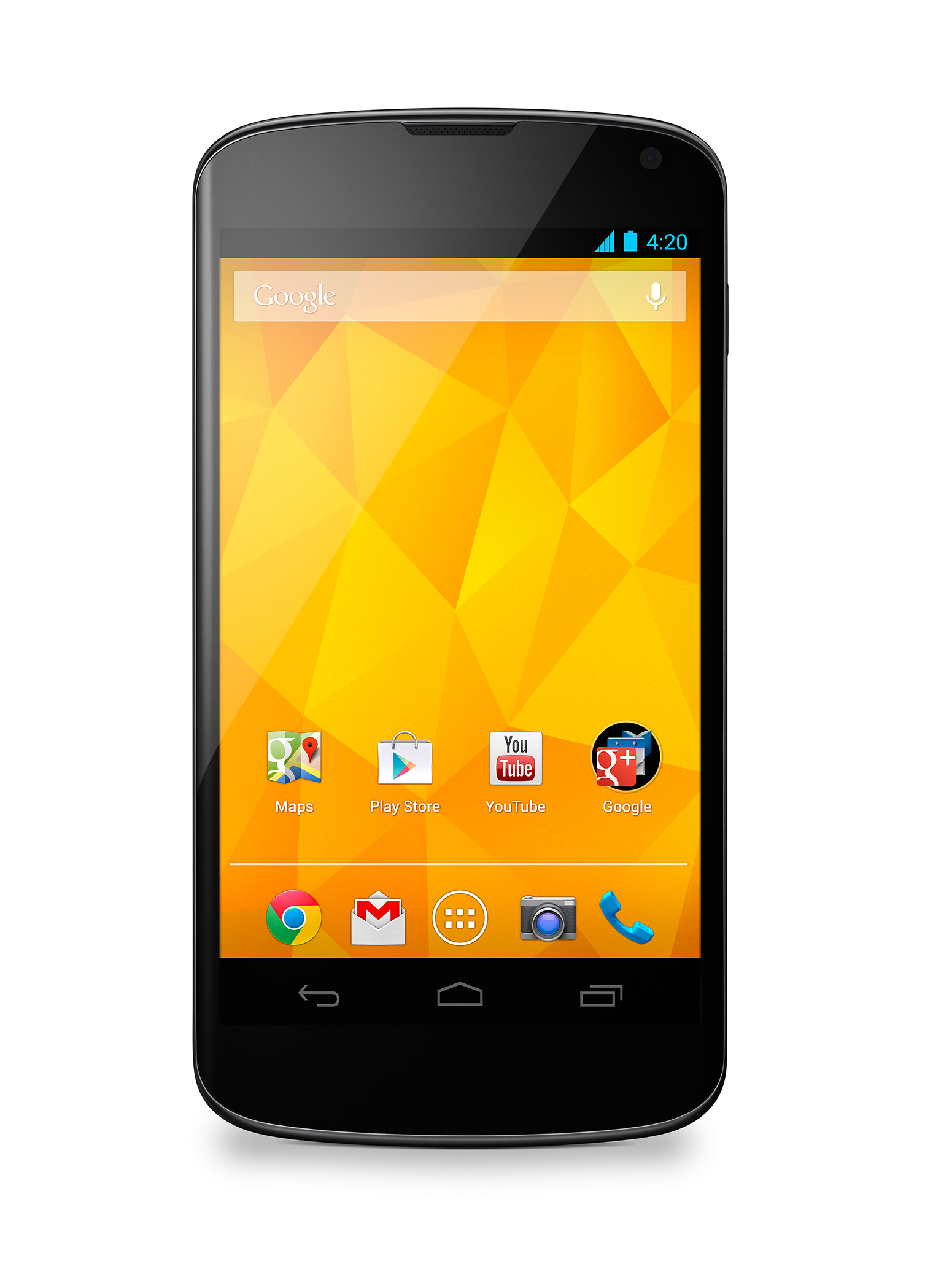 LG INTRODUCES NEW NEXUS 4 WHITE | LG Newsroom