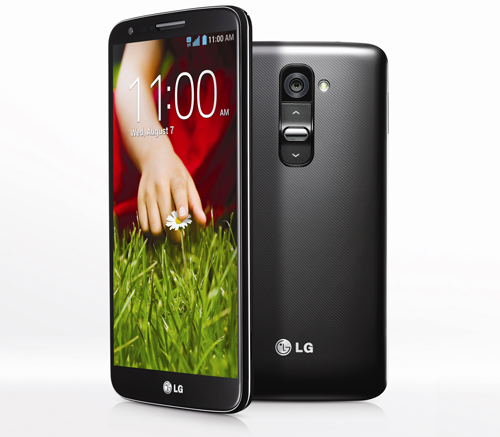 LG G2 INTRODUCES NEW DIREC