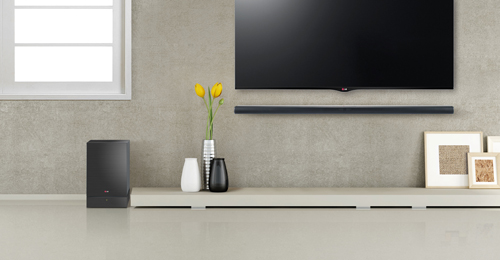 LG IMPRESSES WITH SUPERIOR AUDIO V