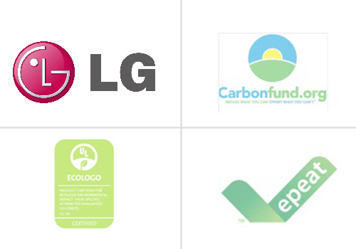 LG G2, DESIGNED WITH ENVIRONMENT IN MIND, EARNS UL ENVIRONMENT AND CA