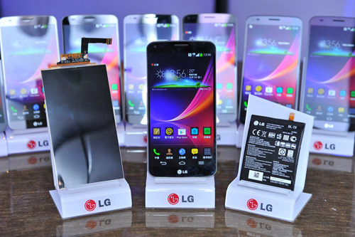 LG G FLEX BEGINS GLOBAL ROLLOUT WITH INTRODUC