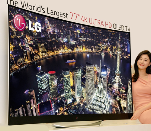 LG TO SHOWCASE INDUSTRY LEADING O