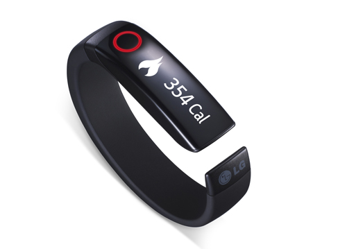 LG JUMPS INTO FITNESS TECH AT CES WITH LIFEBAND TOUCH