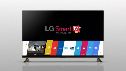 LG MAKES SMART TV SIMPLE WITH NE