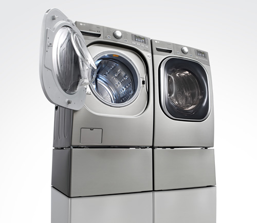 LG SHOWCASES MEGA CAPACITY FRONT AND TOP LOADER WASHER-DRYERS WITH