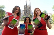 Models hold LG G Pro 2, G2 mini and L SeriesIII