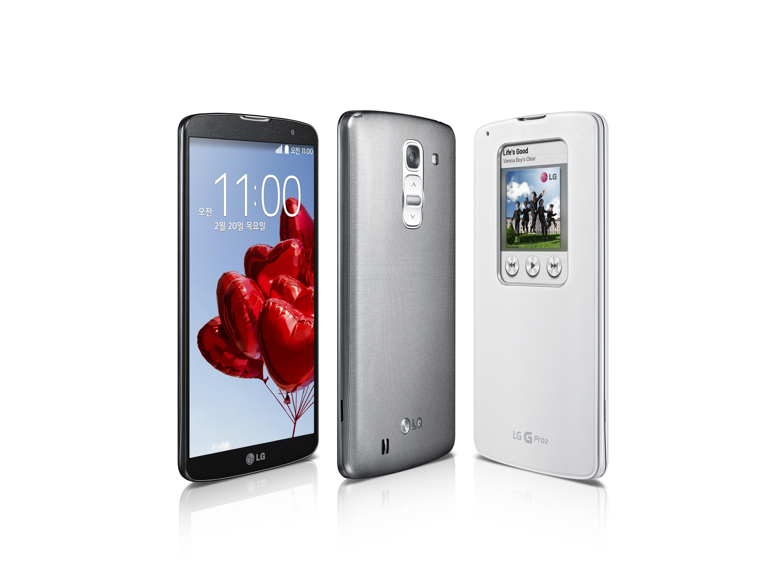 LG NewsroomLG'S NEWEST G SERIES DEVICE LG G PRO 2  UNVEILED IN KOREAN MARKET