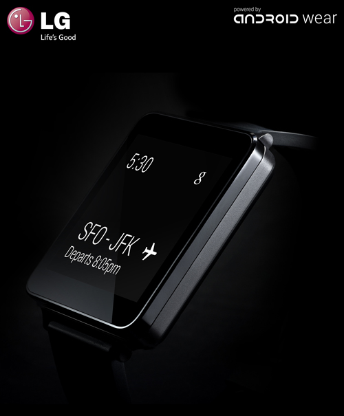 LG G WATCH POWERED BY ANDROID WEAR BEING  DEVELOPED IN CLOSE
