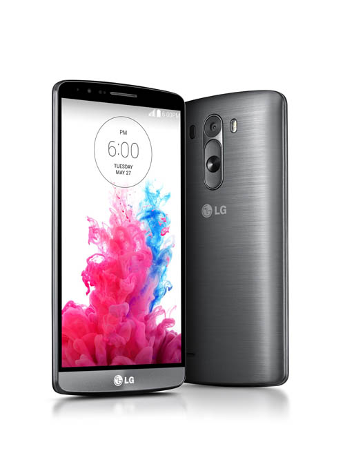 WITH NEW G3, LG AIMS TO REDEFINE CO