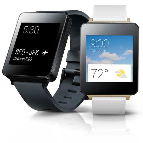 LG EYES MAINSTREAM ADOPTION OF WEARABLES WITH FIRST DEVIC
