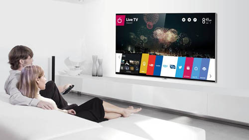 LG SMART+ TV PASSES ONE MILLION IN