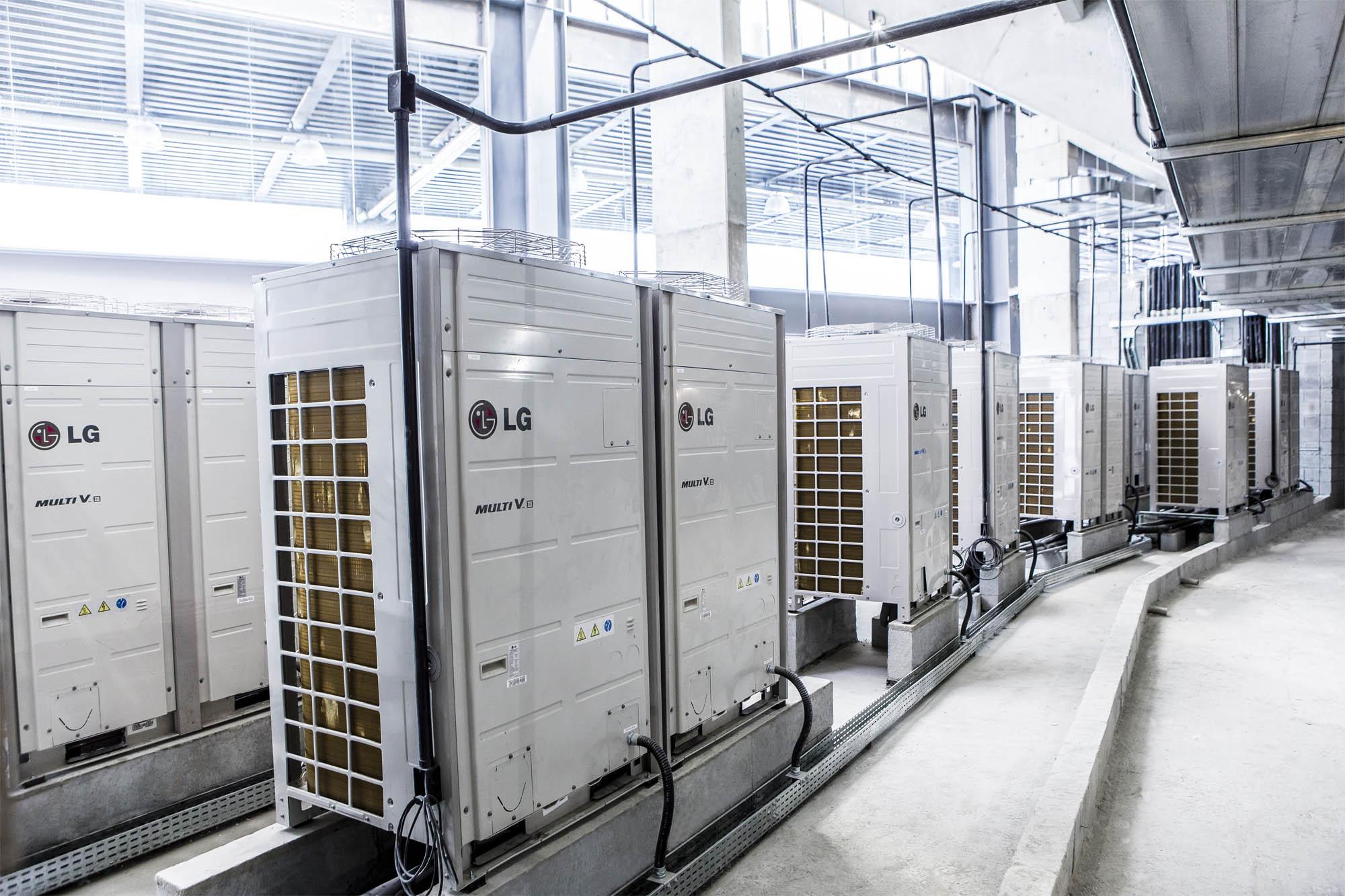 Lg Brings Energy Efficiency To Brazil S Arena Da Baixada