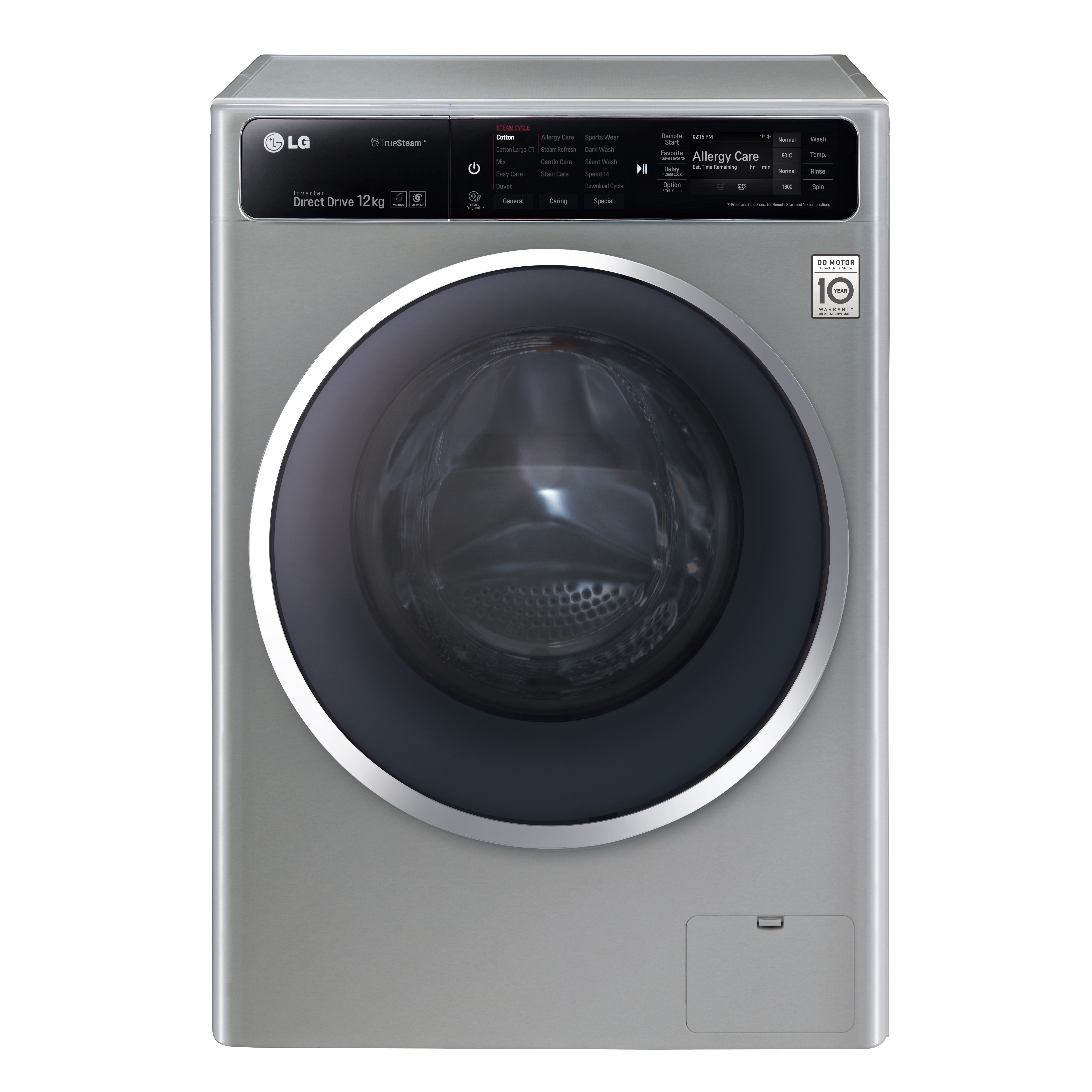 Lg S Latest Washing Machines Prioritize Time And Energy Savings Lg