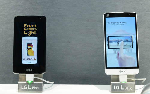 LG BEGINS GLOBAL ROLLOUT OF  NEW PREMIUM, SMA