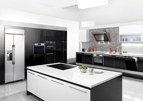 LGu0027S PREMIUM, STYLISH BUILT IN APPLIANCES CREATE T