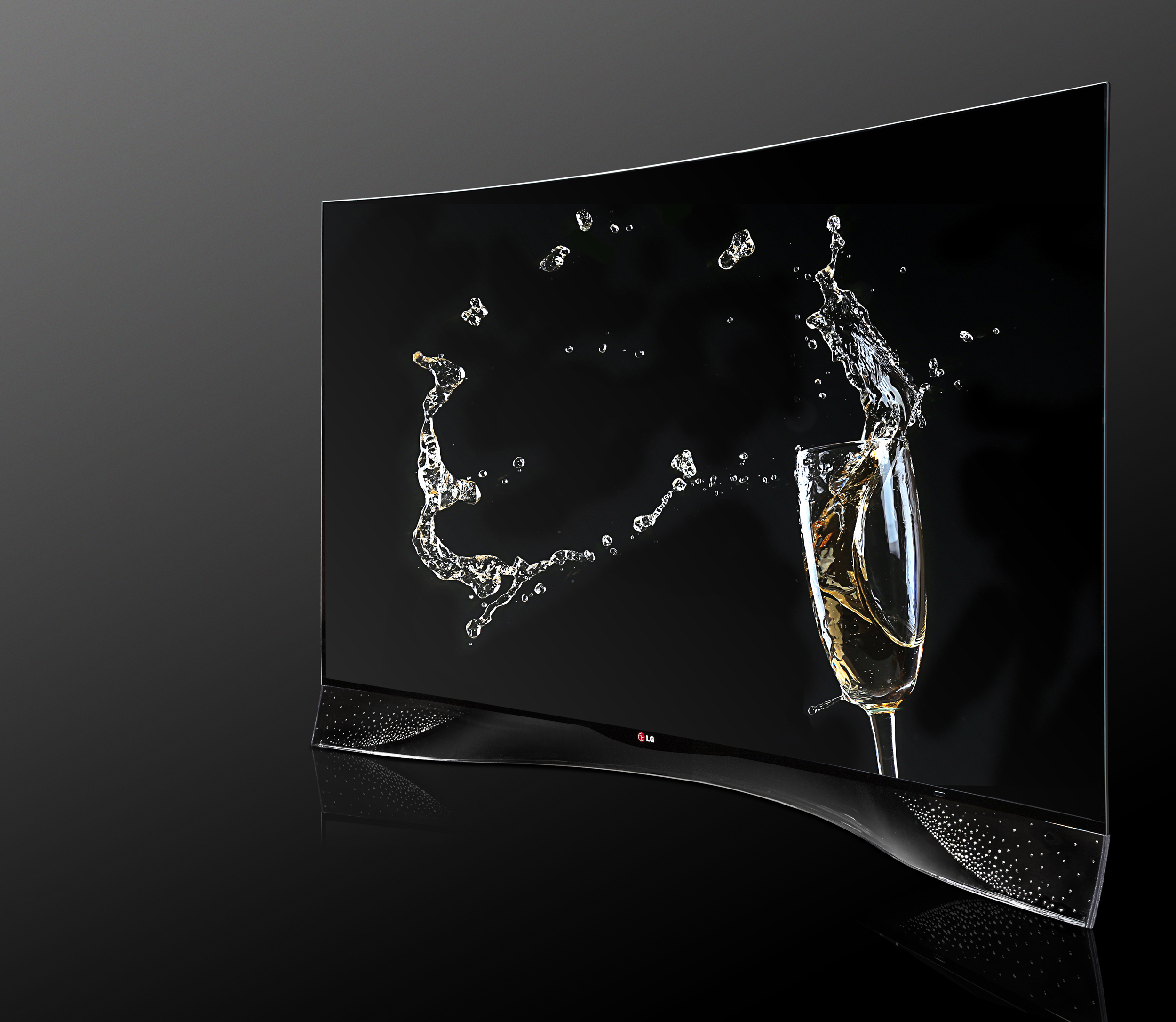 lg partners with swarovski to create ultimate premium oled tv lg newsroom. Black Bedroom Furniture Sets. Home Design Ideas