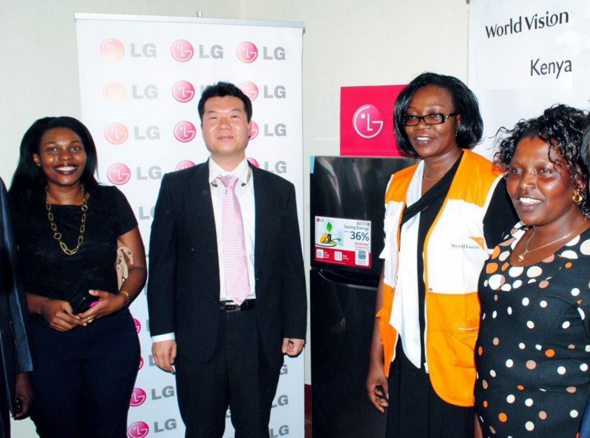 Lg Solar Powered Refrigerators To Rural Communities In