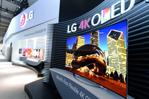 LG ELECTRONICS HONORED  WITH 10 C