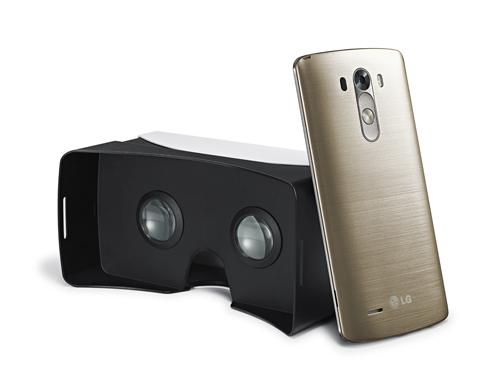 LG G3 AND GOOGLE CARDBOARD BRING MOBILE VIRTUAL