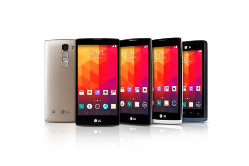 LG'S NEW MID-RANGE SMARTPHONE LINEUP DELIVERS PREM