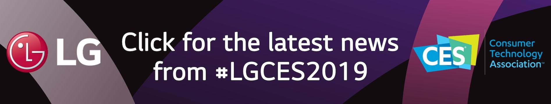 LG CES2019