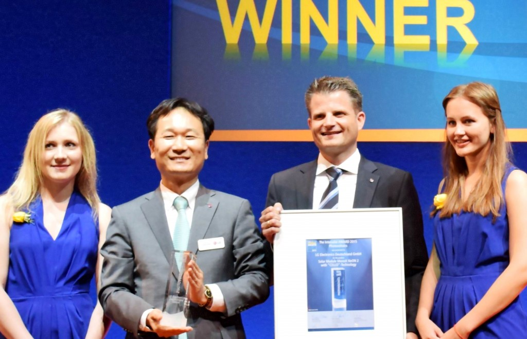 Intersolar Europe Award