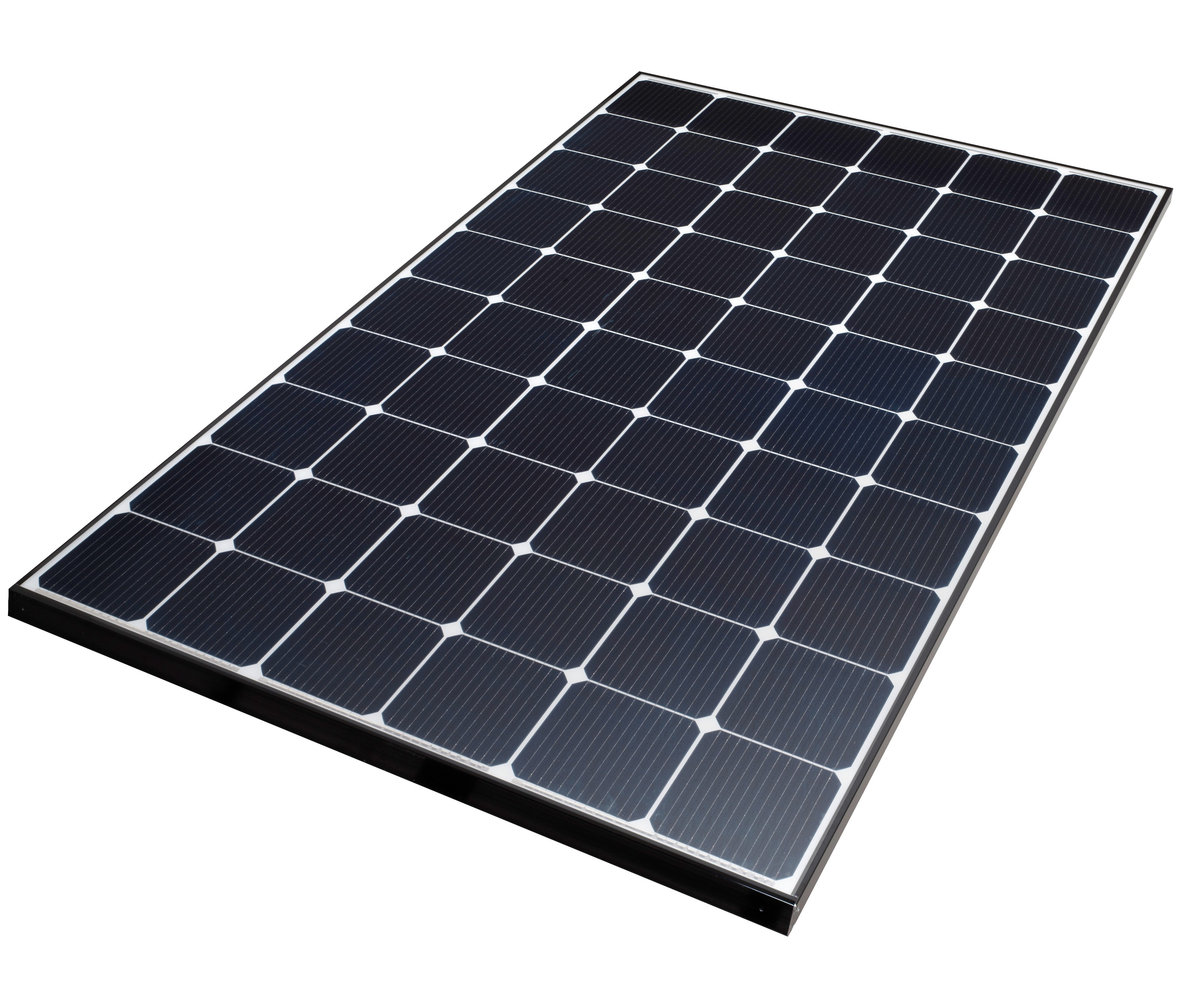 Lg Unveils Its Most Efficient Solar Panel To Date At