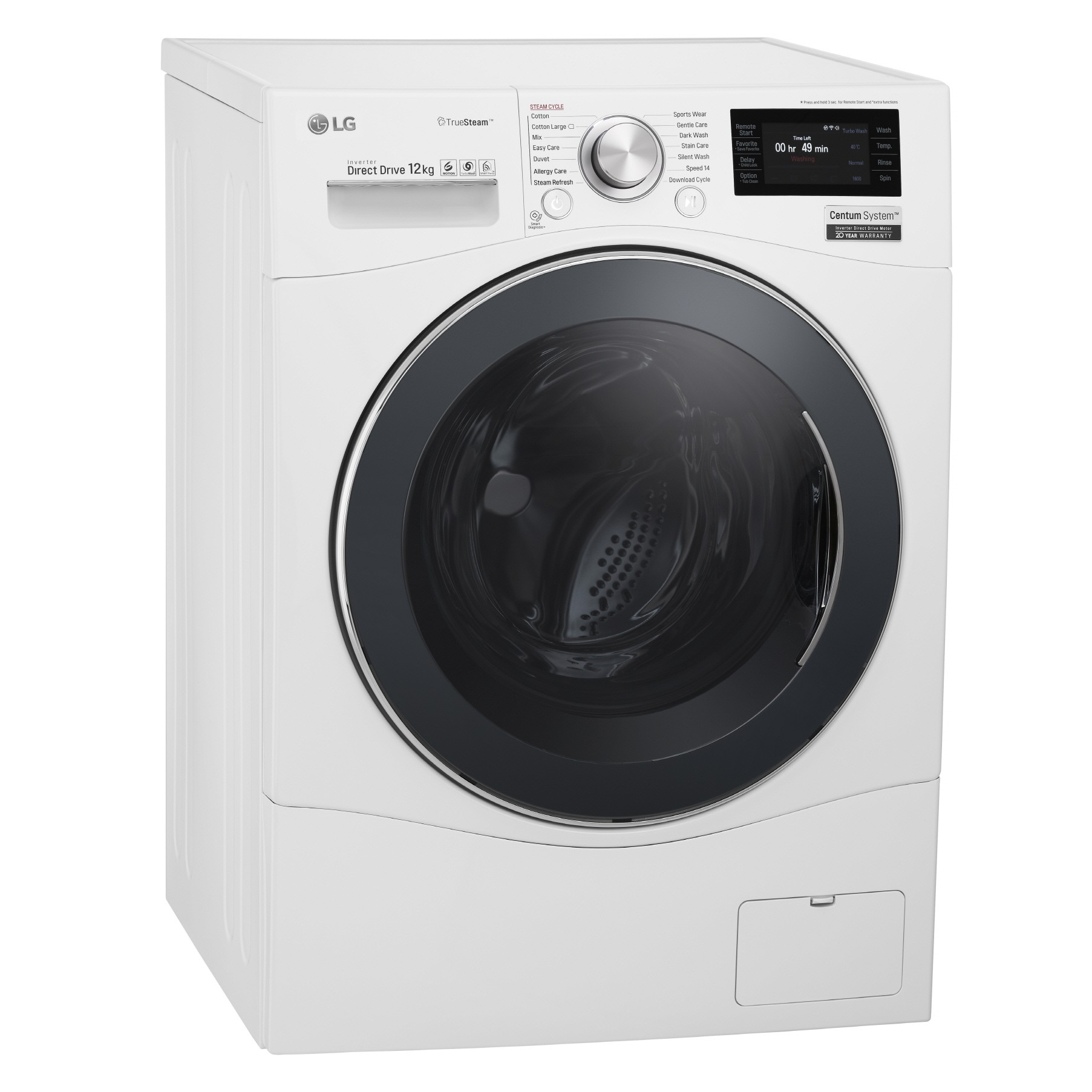 lg new washing machine 2015