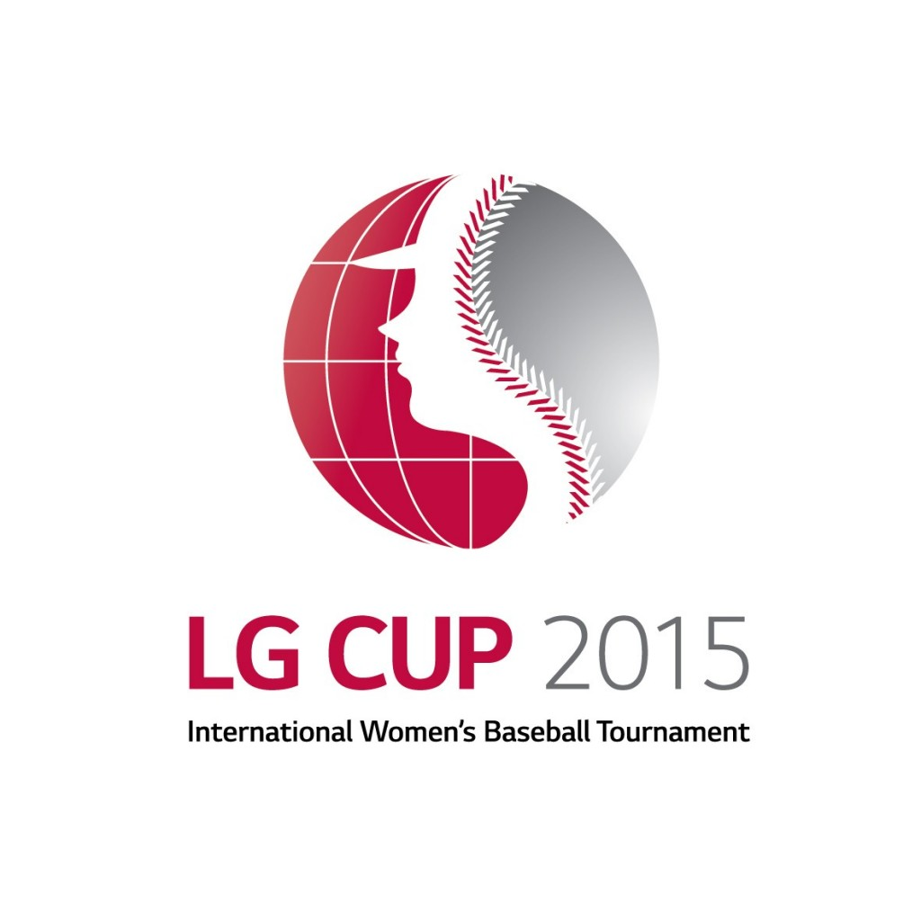 LG CUP International Women Baseball Tournament_Emblem
