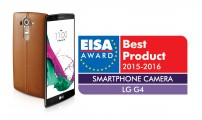 LG's flagship G4 smartphone received the European Smartphone Camera Award.