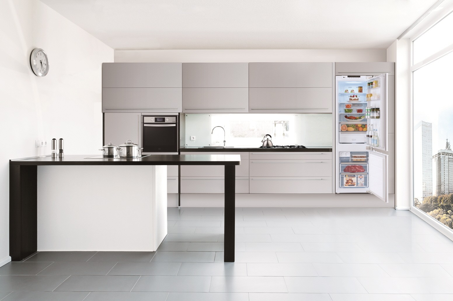 5 Dream Kitchen Must Haves: LG INTRODUCES PORTFOLIO OF MUST-HAVE APPLIANCES FOR DREAM