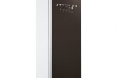 Side view of LG Styler