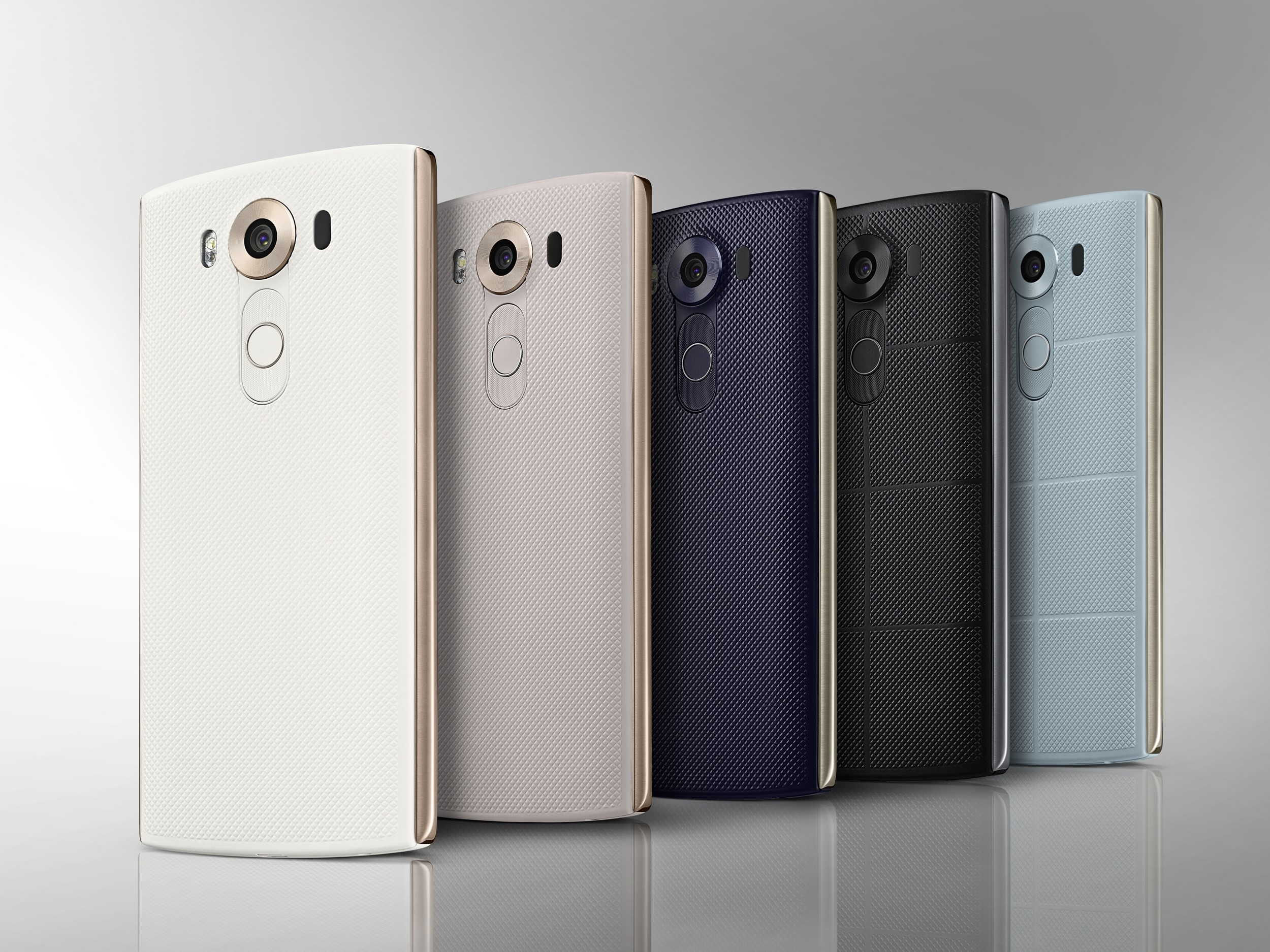 LG UNVEILS V10, A SMARTPHONE DESIGNED WITH CREATIVITY IN ...