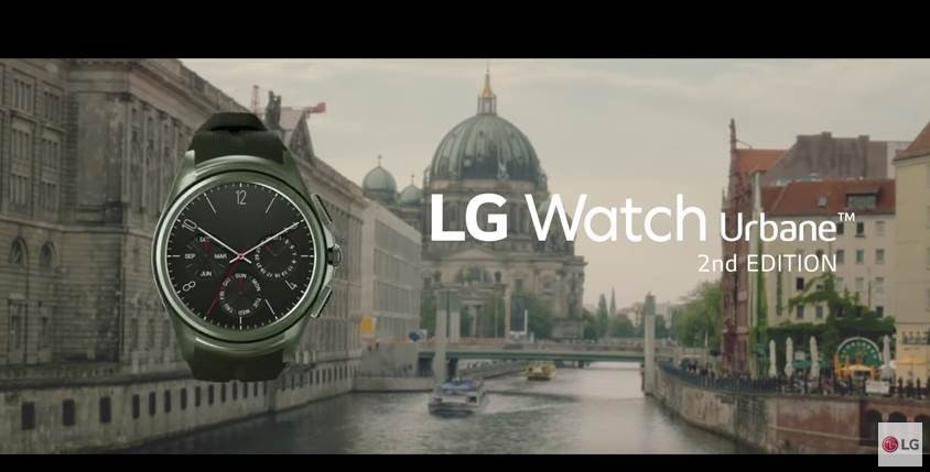 LG WATCH URBANE 2ND EDITION : OFFICIAL PRODUCT VIDEO