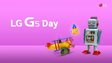 LG G5 DAY: FULL VIDEO, FEBRUARY 21 IN BARCELONA