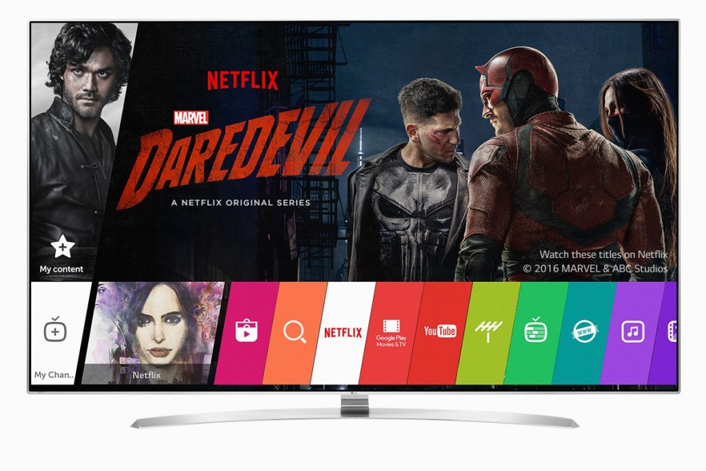 how to download netflix on lg smart tv